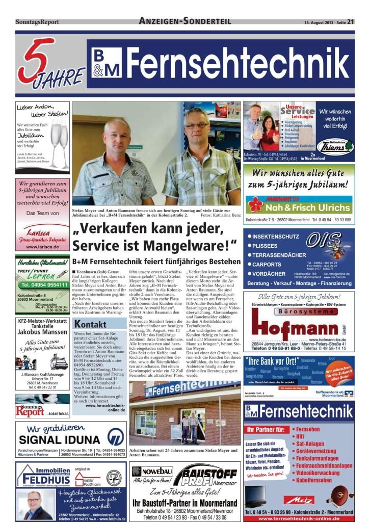 10_5_Jahre_BM_Fernsehtechnik_Moormerland